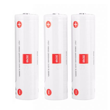 Weebill 18650 Li-on Battery (3x)