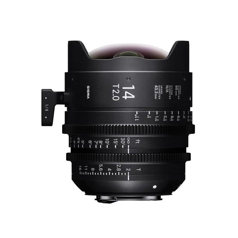 FF Prime - 14mm T2 Full Frame