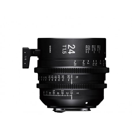 24mm T1.5 FF High Speed Prime