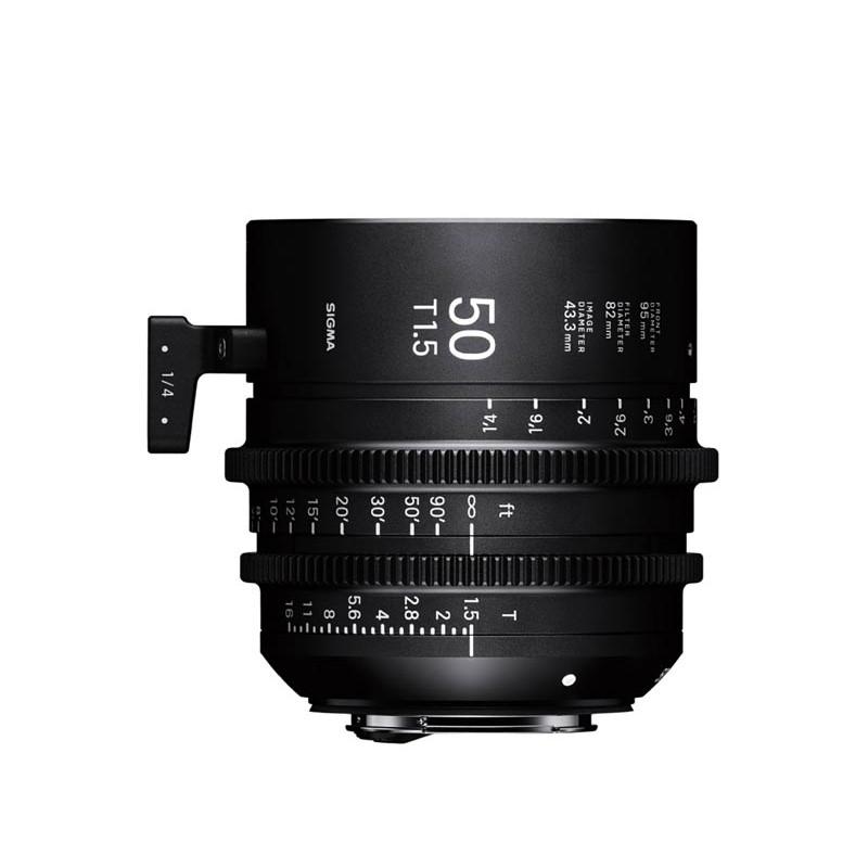 FF Prime - 50mm T1.5 Full Frame