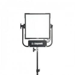 Gemini 1x1 Soft RGBWW LED Panel (standard Yoke)