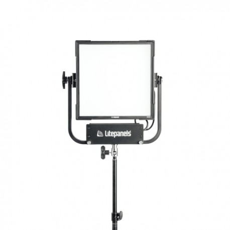 Gemini 1x1 Soft RGBWW LED Panel (standard Yoke)