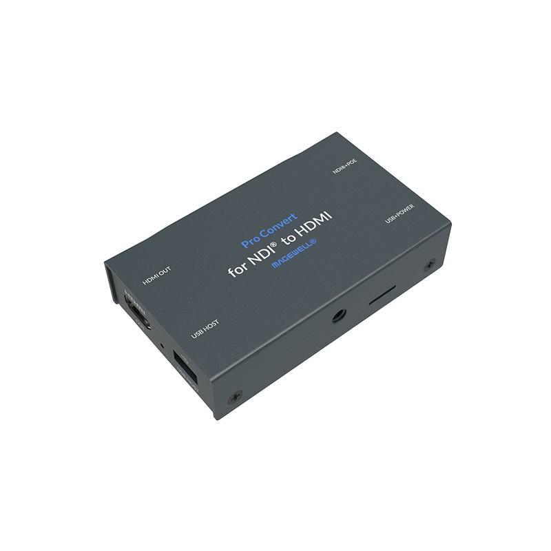 Pro Convert for NDI© to HDMI