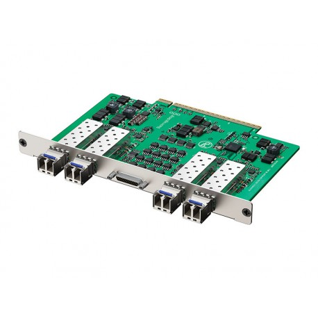 Universal Videohub Optical fiber Interface