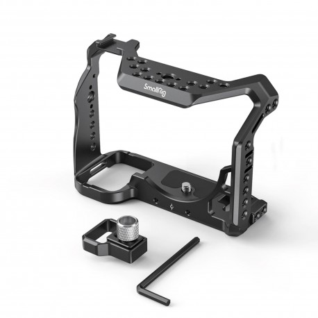 Sony A7S III Camera Cage and HDMI Cable Clamp