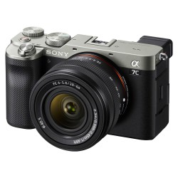 Alpha 7C + FE 28-60 mm