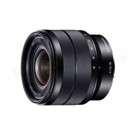 SEL1018 - E 10-18mm f/4 OSS