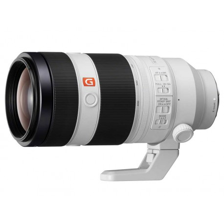 SEL100400GM - FE 100-400mm f/4.5-5.6 GM OSS