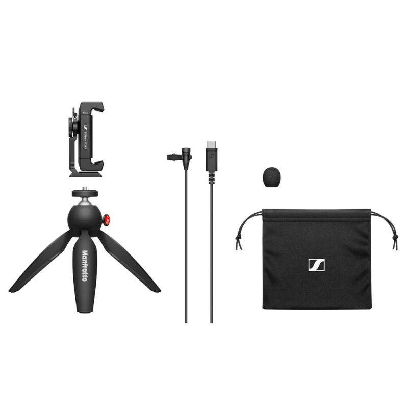 XS Lav USB-C Mobile Kit