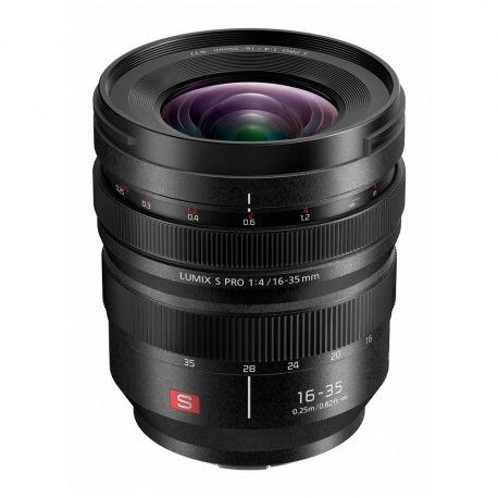 S-R1635 - Lumix S Pro 16-35mm f/4