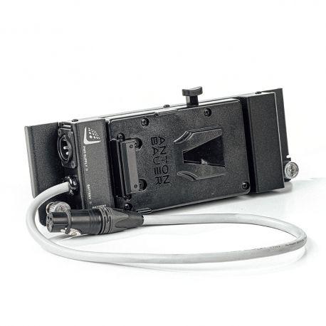Gemini 1x1 Single Battery Plate V-Mount