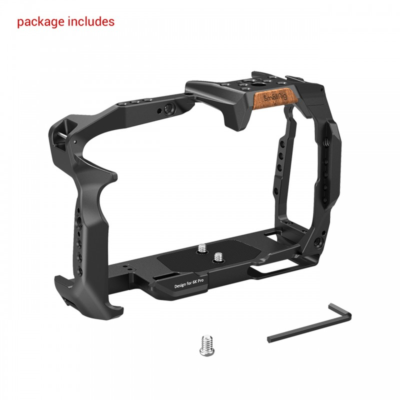 Full Cage for BMPCC 6K Pro 3270