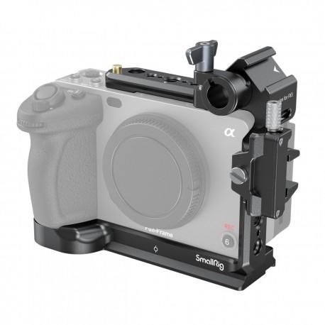 3278 - Sony FX3 Cinema Camera Half Cage