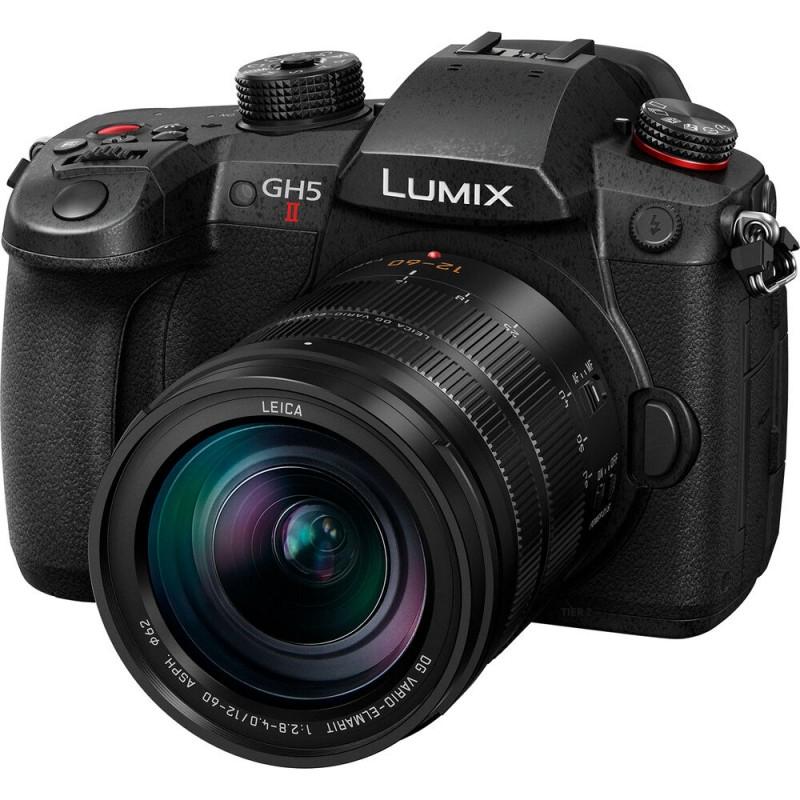 Lumix GH5 II + 12-60mm f/2.8-4