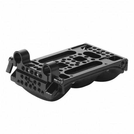 2077 - Universal Shoulder Pad with 15mm RailBlock