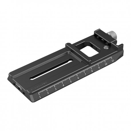 3061 - Quick Release Plate with Arca-Swiss for DJI RS 2/RSC 2/Ronin-S