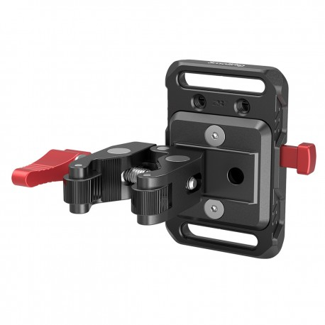 2989 - Mini V Mount Battery Plate with Crab-Shaped Clamp