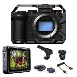 Lumix S5 Filmmaker Kit