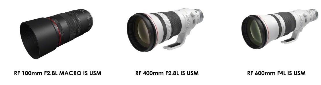 Boitier hybride Canon EOS R3