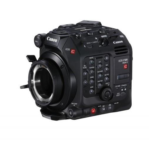 EOS C500 Mark II