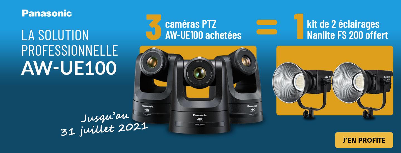 Offre Panasonic PTZ