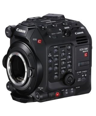 EOS C300 MK III