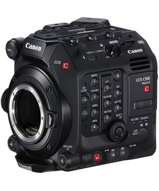 EOS C500 Mark II