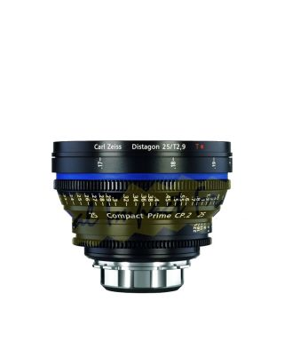 CP2 25mm T2.9