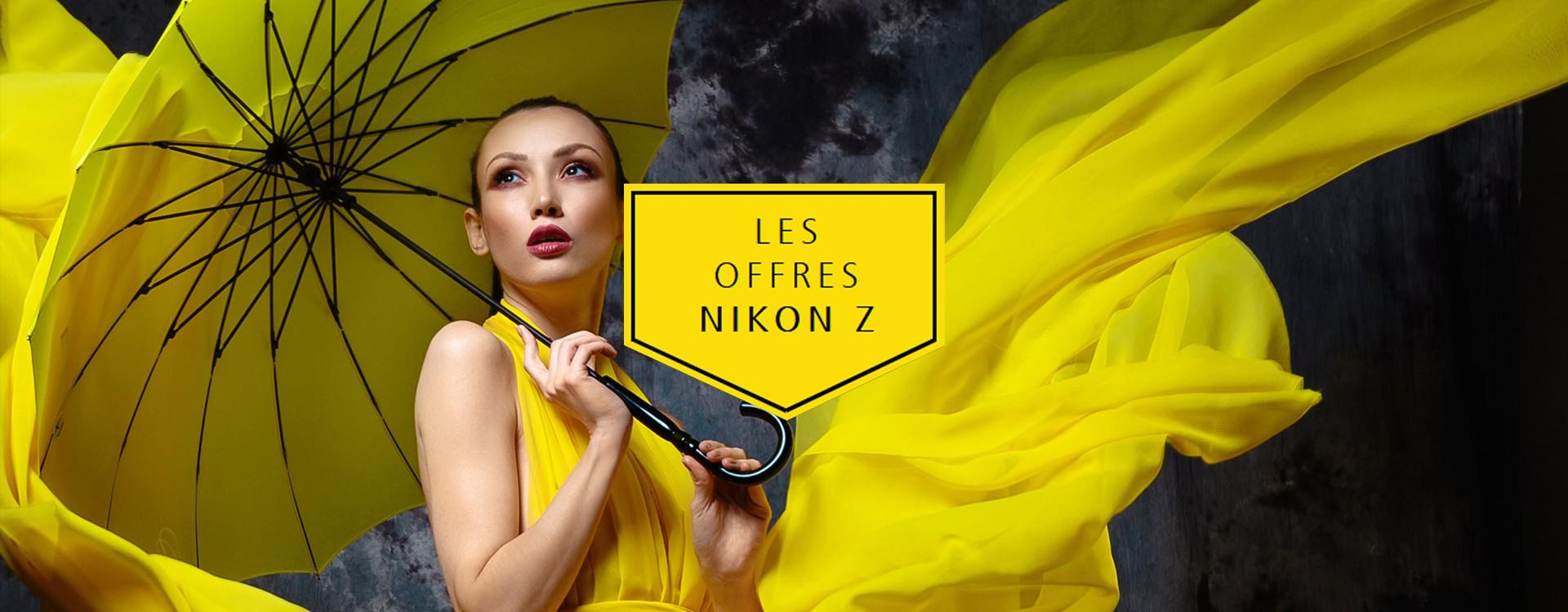 Offre Nikon Z