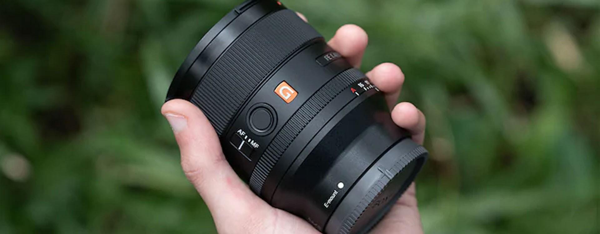Sony présente sa nouvelle optique focale fixe plein format G Master™ : l'indispensable FE 35mm F1.4 GM