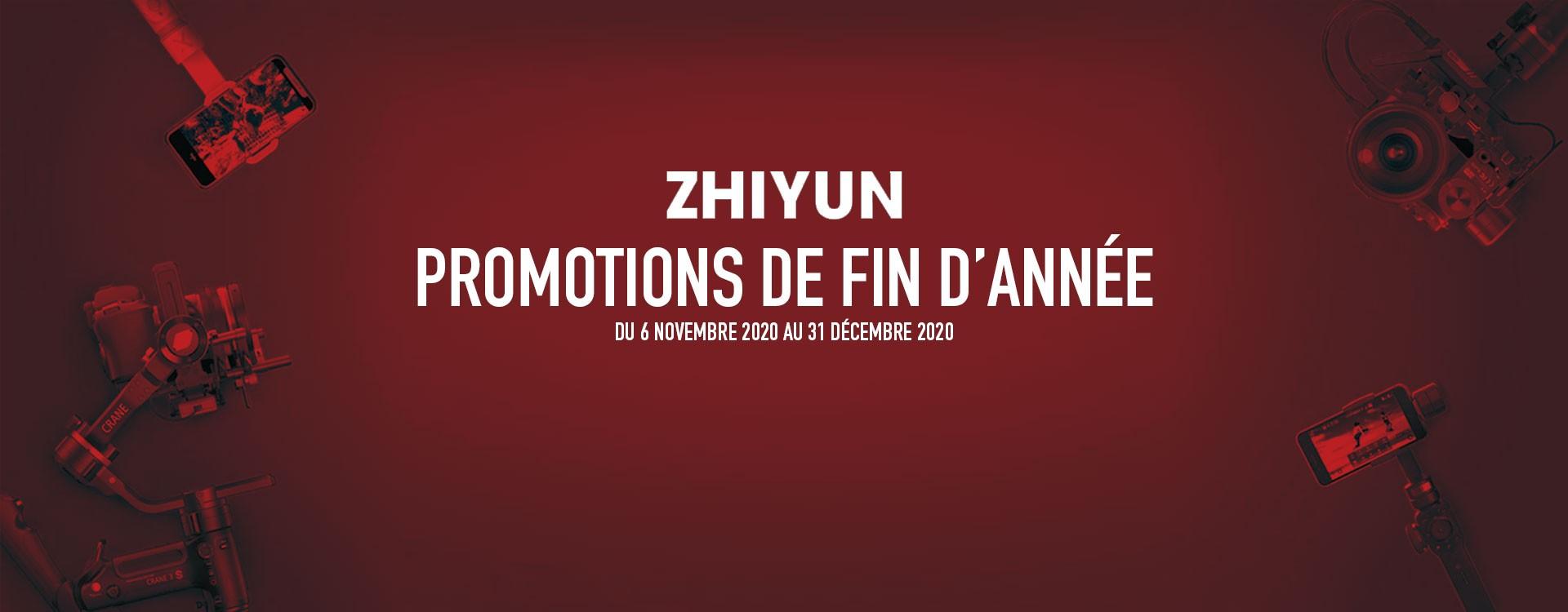 [Promo Zhiyun] Promo de fin d'année