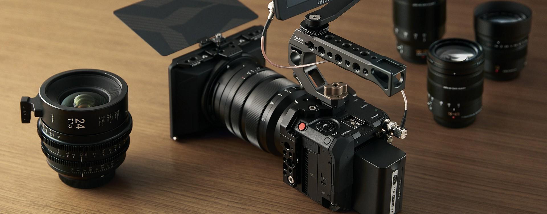 Panasonic annonce une caméra type box Lumix BGH1