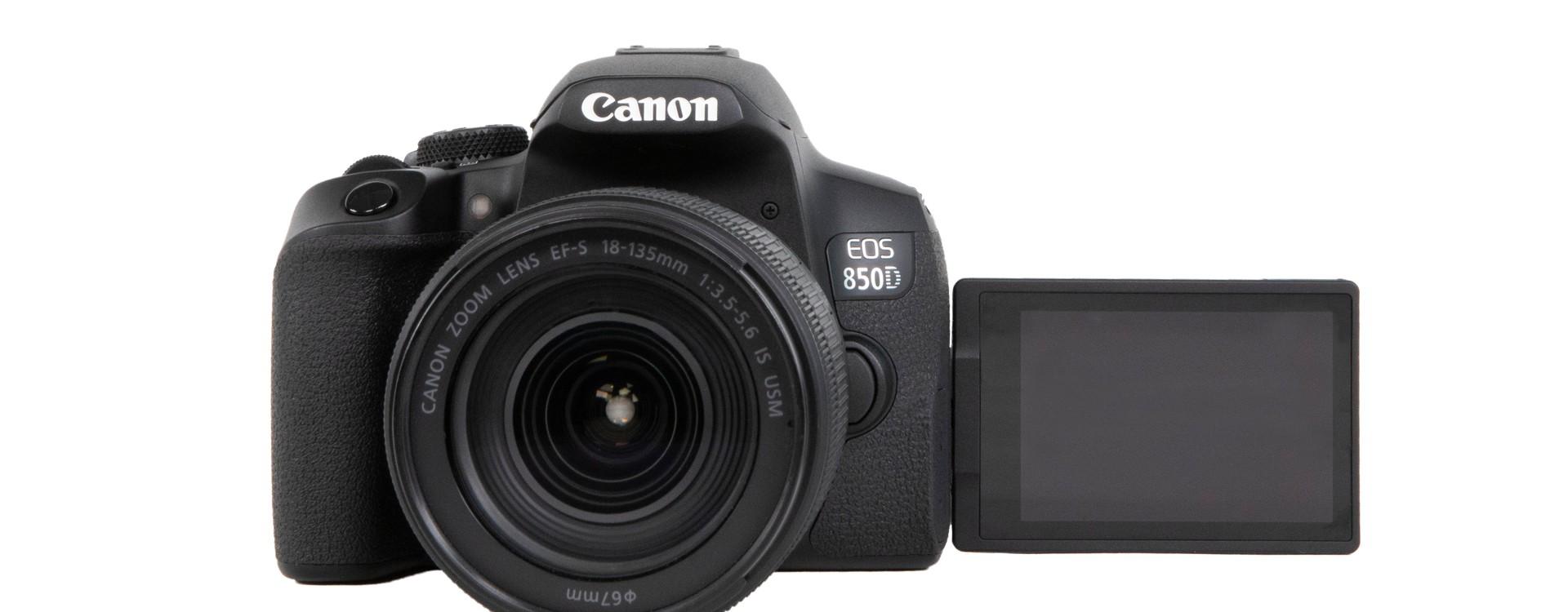 Canon lance le reflex numérique EOS 850D pour les amateurs passionnés